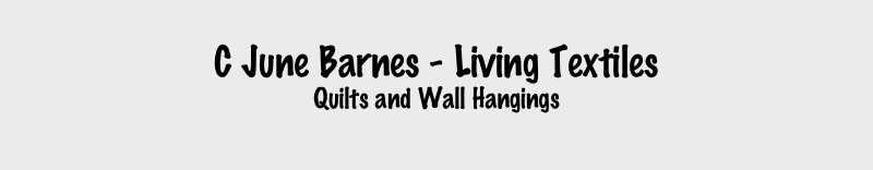 C June Barnes - Living Textiles